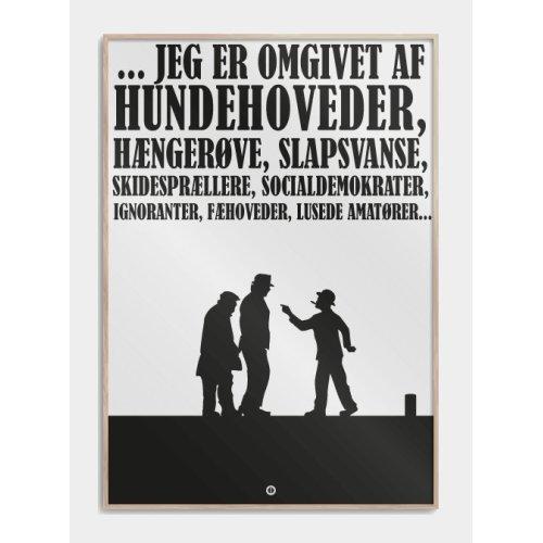 Olsenbanden Plakat