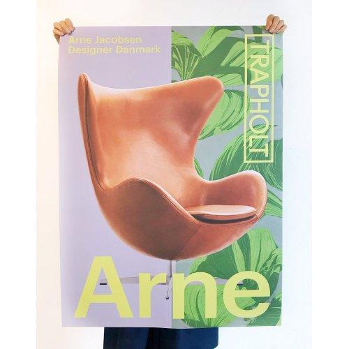 Arne Plakat 70 x 100 cm