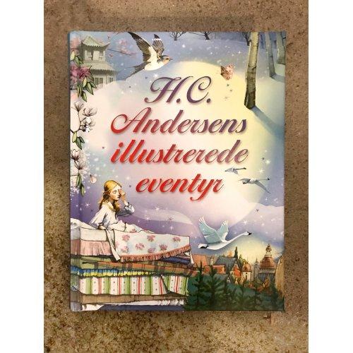 H.C Andersens illustrerede eventyr