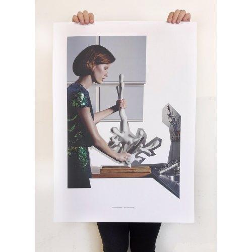 Louise Hindsgavl  Plakat
