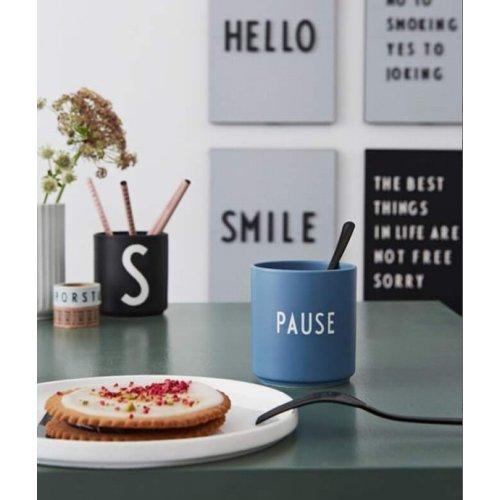 Design Letters Kop Pause