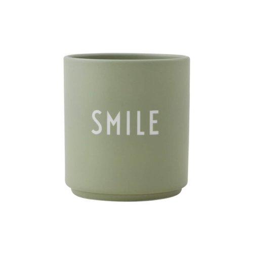Design Letters Kop Smile