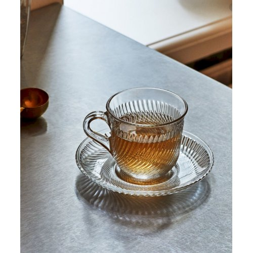 Pirouette Cup And Saucer
