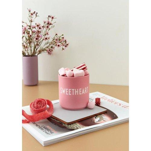 Design Letters Kop Sweetheart