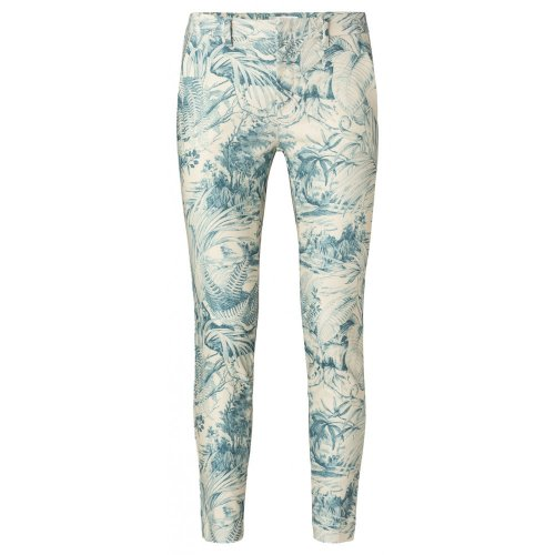 Stretch Trousers Printed