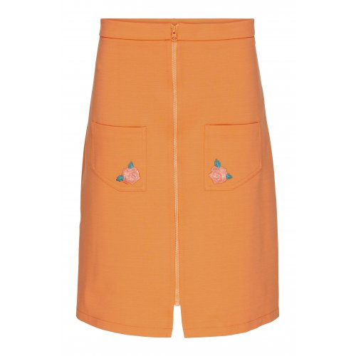 Coral Hips Skirt