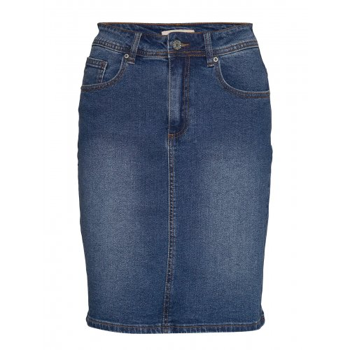 Cyndi Denim Skirt
