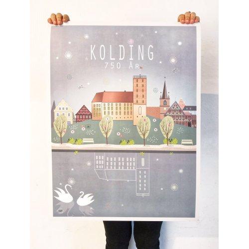 Lydia W. Kolding 750 år