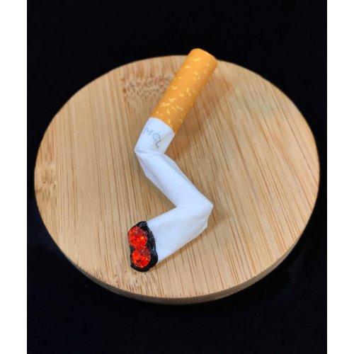Cigaret Broche