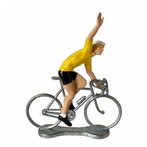 Cykelrytter Gul Førertrøje Win