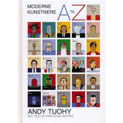Moderne Kunstnere A til Z