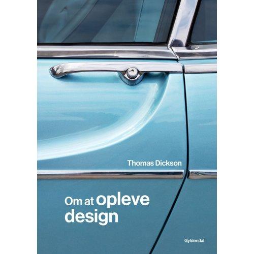 Om at opleve design