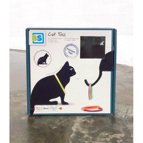 Cat Toss Game