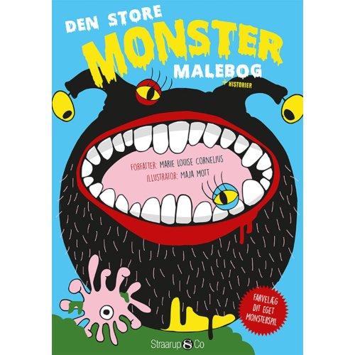 Den Store Monster Malebog