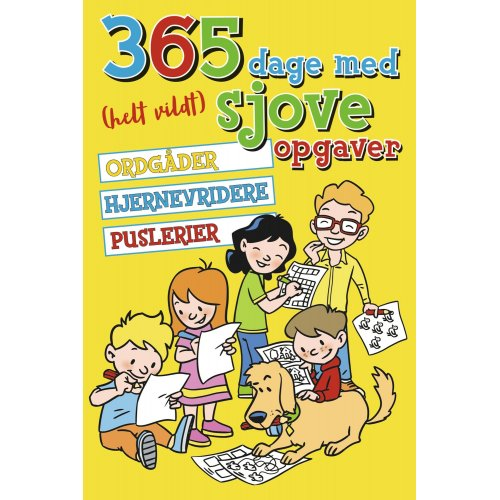 365 Dage med Helt Vildt Sjove Opgaver