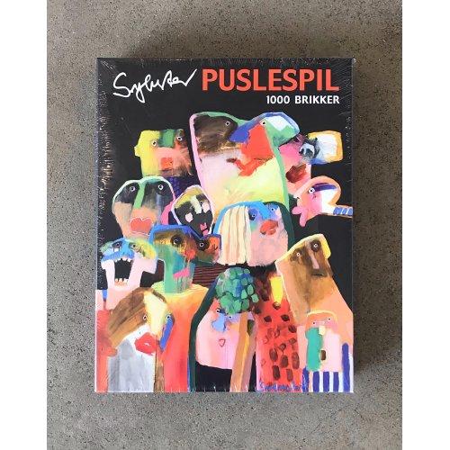 Sylvester Puslespil