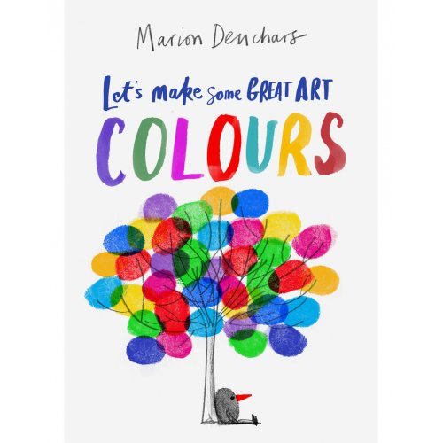 Let's Make some Great Art Colours