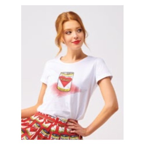 T-shirt Can