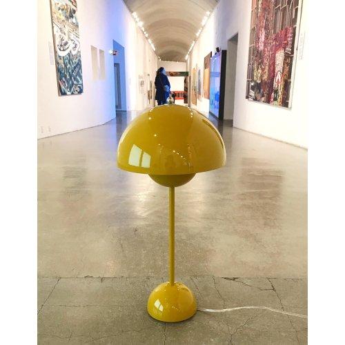 Flowerpot VP3 Mustard