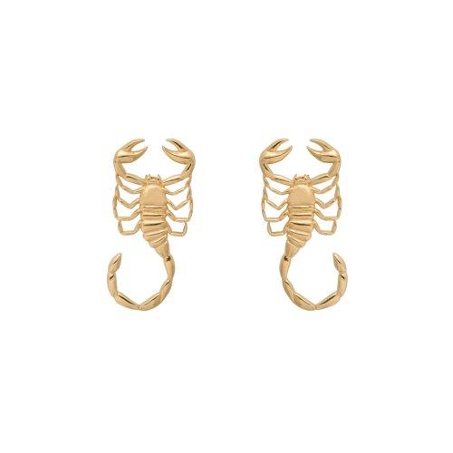 Scorpion Stud Earrings