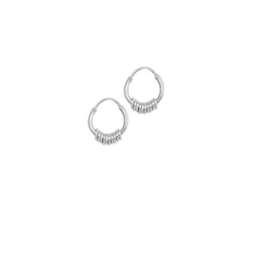 Multi Ring Earring