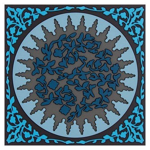 Bordskåner Mosaic Blå