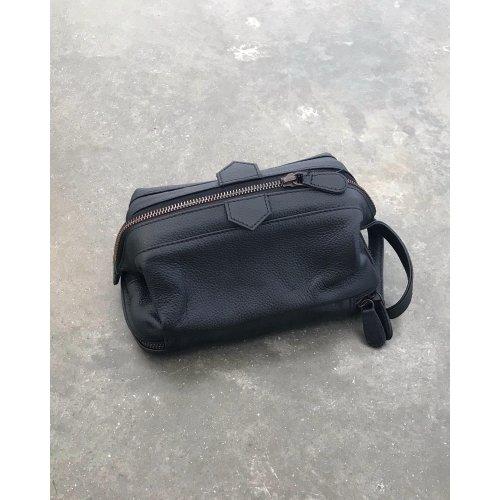 Toilet Bag Leather