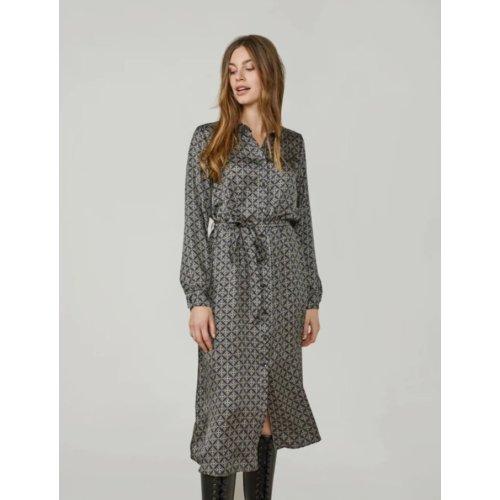 Dress Grafic Print