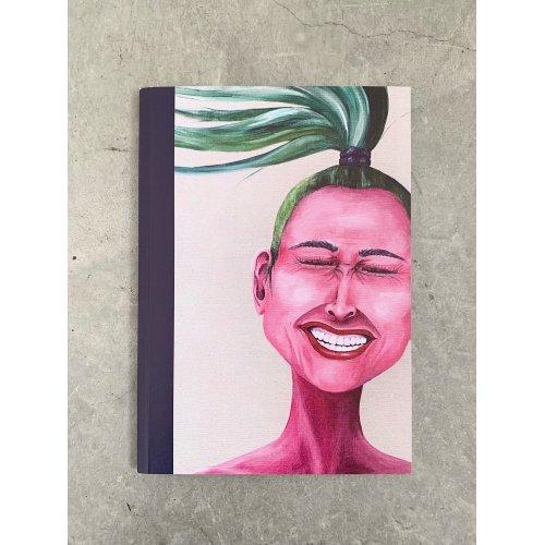 Just Smile Notesbog