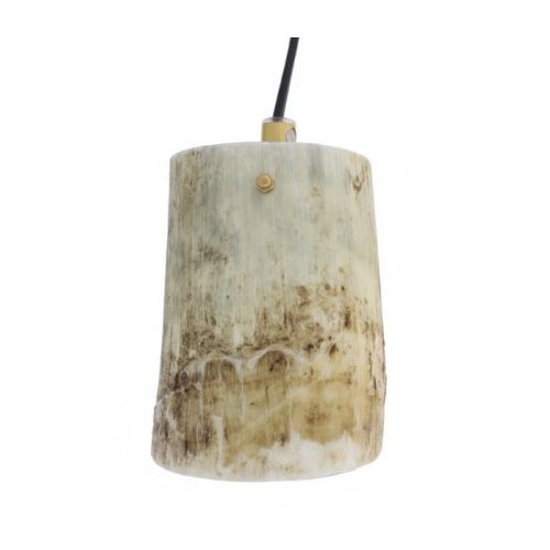 Sara Brunn Horn Lampe